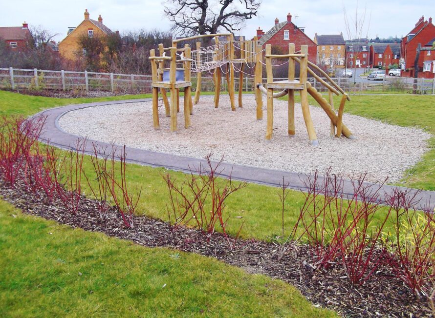 Brickhill Country Park, Taylor Wimpey