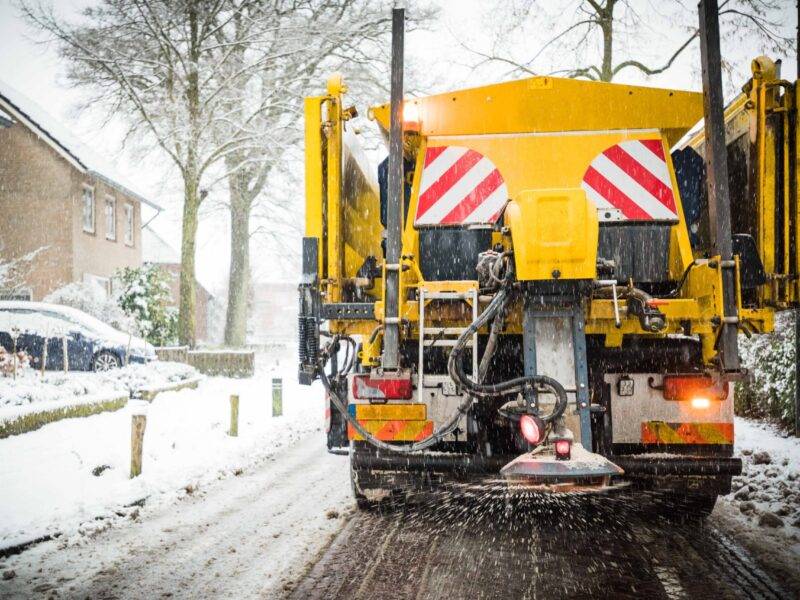 Winter Maintenance Services Gritting
