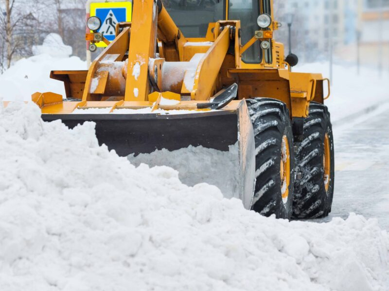 Winter Maintenance Services Snow Clearing